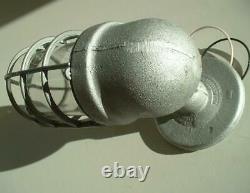 NOS Crouse-Hinds 100 watt Explosion Wall Sconce Porch Vtg Industrial Light +