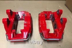 NOS HSV AP Racing 4 PISTON Rear Brake Caliper Set Suit 343mm VT VX VY VZ GTO GTS