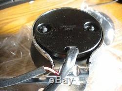 NOS Harley Davidson Gauges Speedometer Speedo Tach Tachometer KM/H KMH FXR