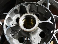 NOS Henry Abe Seven Star Mag 3.00 x 16 Rear Drum Wheel Rim Honda 1969-76 CB750