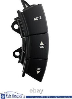 NOS Holden VZ Commodore Calais Steering Wheel Radio Controls Black Paddle Shift