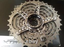 NOS Shimano XTR M960 9-Speed MTN Bike Cassette 11-32 Gear Ratio Japan RARE NIB