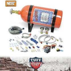NOS Sniper EFI Wet Nitrous Oxide Kit 75-125hp Fogger EFI 4 6 V8 Cylinder Engines