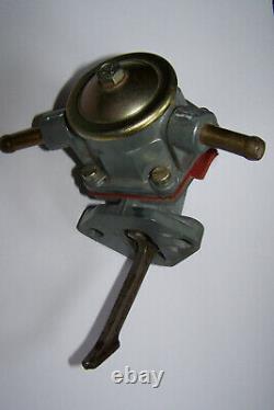 NOS WEBER tipo pm10 POMPA BENZINA FIAT 1100 103E D nuova vecchio new old stock