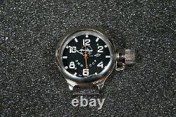 New Old Stock Russian USSR Divers Watch Zlatoust VMF CCCP Submarine 700m w-te
