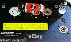 Nos Rca 12ax7a 7025 Ecc83 12ax7 Pair Tubes Cream Of The Crop Highest Echelon