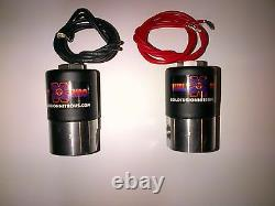 Nos/zex/nx/edelbrock/holley/ Nos Big Shot Nitrous+fuel Solenoids 350hp New