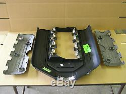 OEM 2011 2014 Mustang GT 5.0 Truck Intake Powered by Ford Coil Covers 2012 2013