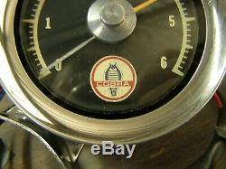 OEM Ford 6,000 RPM Cobra Tach Tachometer Mustang Fairlane Shelby Torino Cobra GT