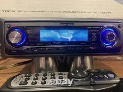 Old School Car Audio! NOS Kenwood Kdc-mp735u, sq, eq, 3xpreouts, usb, Dolphins! NIB