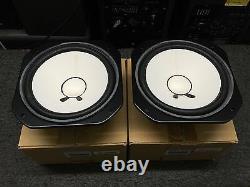 Pair old stock Yamaha NS10M Woofer Brand New NS10 NS 10M speaker/JA1801 //ARMENS