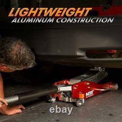 PowerStation NSJ0301 NOS 3 Ton Aluminum Service Jack