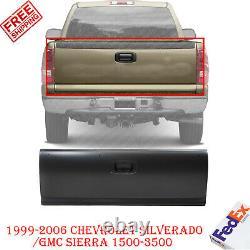 Primed Tailgate For 1999-2006 Chevy Silverado / GMC Sierra 1500-3500 Fleetside