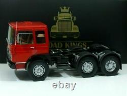 ROAD KINGS MAN F7 16.304 Sattelzug Zugmaschine Szg Zgm 118 ovp NOS 1970