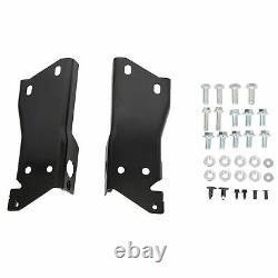Rear Step Bumper Chrome Styleside For Chevy Silverado 2500 HD 3500 99-07
