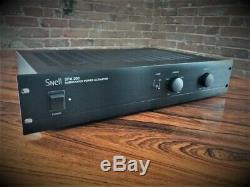 Snell Acoustics SPA 200 Subwoofer Power Amplifier New Old Stock