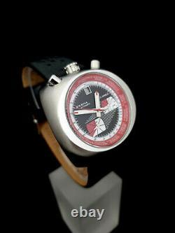 Sorna Armbanduhr Automatik Bullhead Nos-sytle Schwarz