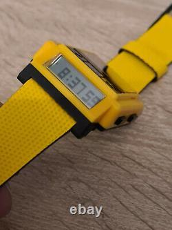 Stunning Nos Vintage Digital Watch Seiko Frequency Sctk015 Drum Machine Boxed