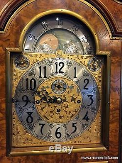 The Last Herschede Hall Clock Grandfather The Clock Documented Hand Signed NOS