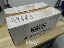 Toyota Racing Development TRD Supercharger System V6 5VZ-FE 4Runner Tacoma NOS