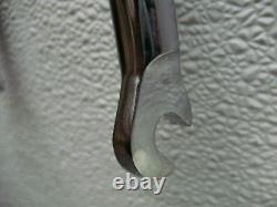 Track frame/fork Daccordi, Vintage. Handmade in italy. NOS