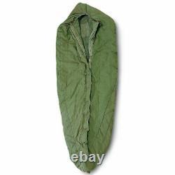 U. S Military Army Intermediate Cold Weather Sleeping Bag Mummy Bag New old stock