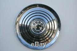 Vintage 1966 Ford Bronco Hubcap Wheel Cover Factory new old stock set of 4