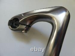 Vintage NOS 80s 3ttt Evol 2002 Stem Quill Stem Silver/Grey 100mm Vintage Ride