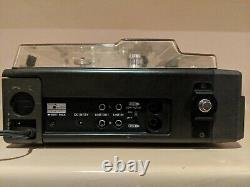 Vintage Sony TC-5550-2 TC-510-2 Portable Tape Recorder with NOS Scotch Tape
