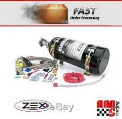 Zex 82357 15-35 HP Universal Safe Shot Dry Nitrous Oxide Kit