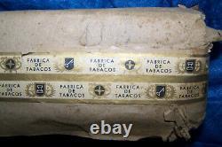 Zigarren Bauchbinde NOS fabrica de Tobacos 1000 Banderole Landfried Heidelberg