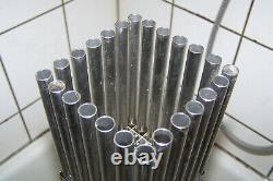 Zirkonium Brennelement Brennstäbe für Druckwasserreaktor AKW Buderus Germany NOS
